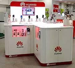 Huawei POP Demo Unit – Play Table