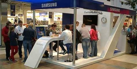 Demo Units Samsung