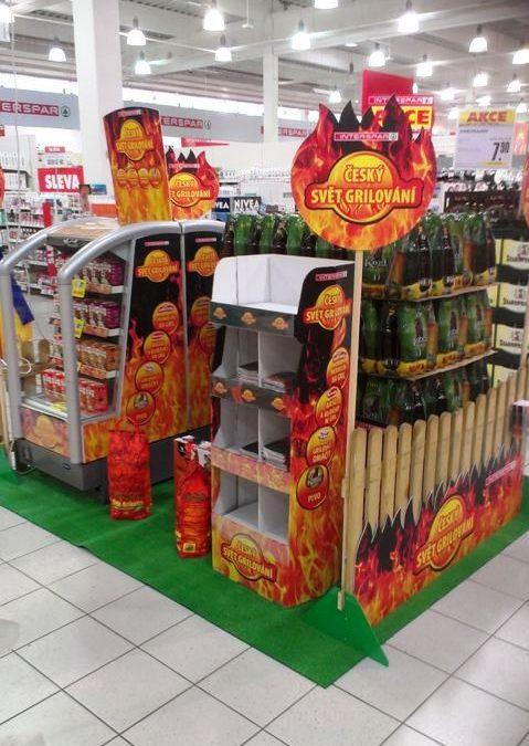 """""""Czech world of grilling"""" for Bongrain"""