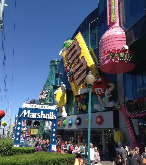 Globalshop Las Vegas – shoppercentrismus standardem