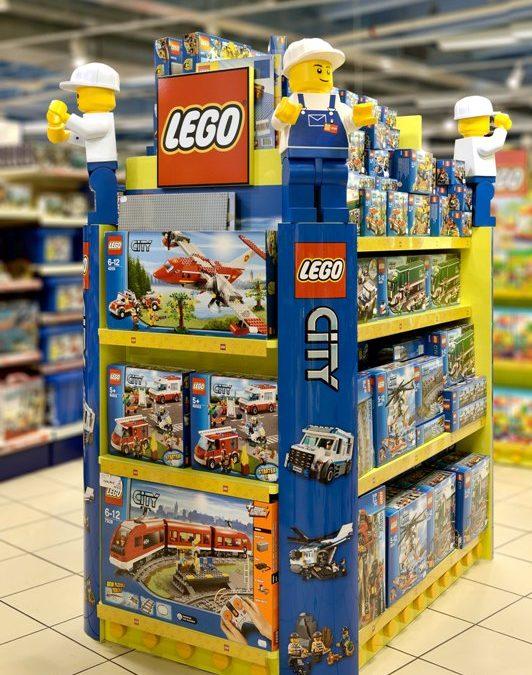 Nové LEGO světy: Pojďte si hrát!