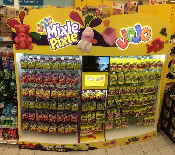 JOJO shop-in-shop in TESCO