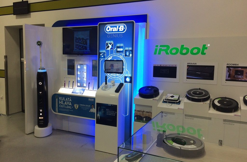 Oral-B ''boasts'' of interactive S-in-S in Alza