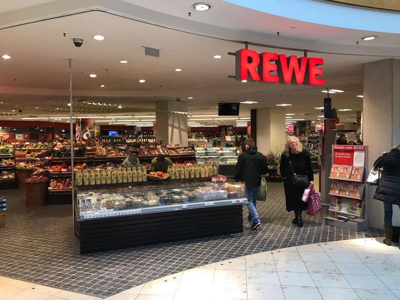 Retail Safari v Düsseldorfu