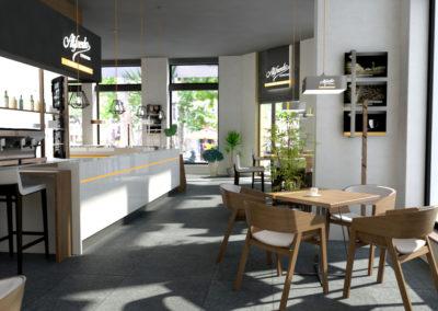 Kafe Alfredo koncept 02