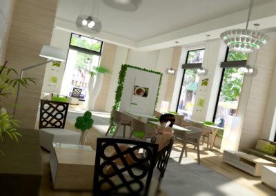 Kafe Verde koncept 02