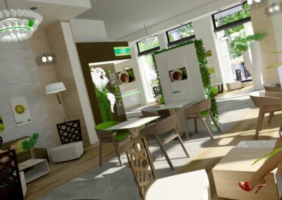 Kafe Verde koncept 03