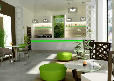 Kafe Verde koncept 04