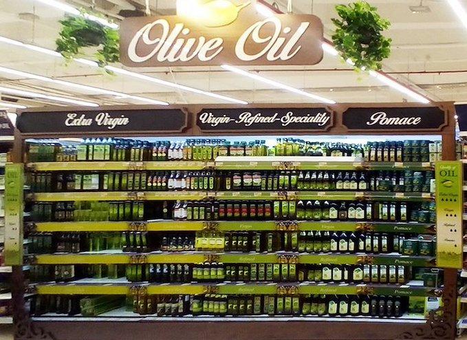 Olivové oleje prodávejte přes ekologii a přírodu